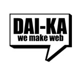 logo : dai-ka we make web